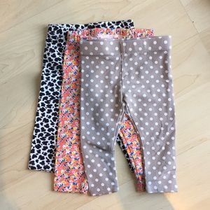 Other - 3 Pack of Patterned Leggings